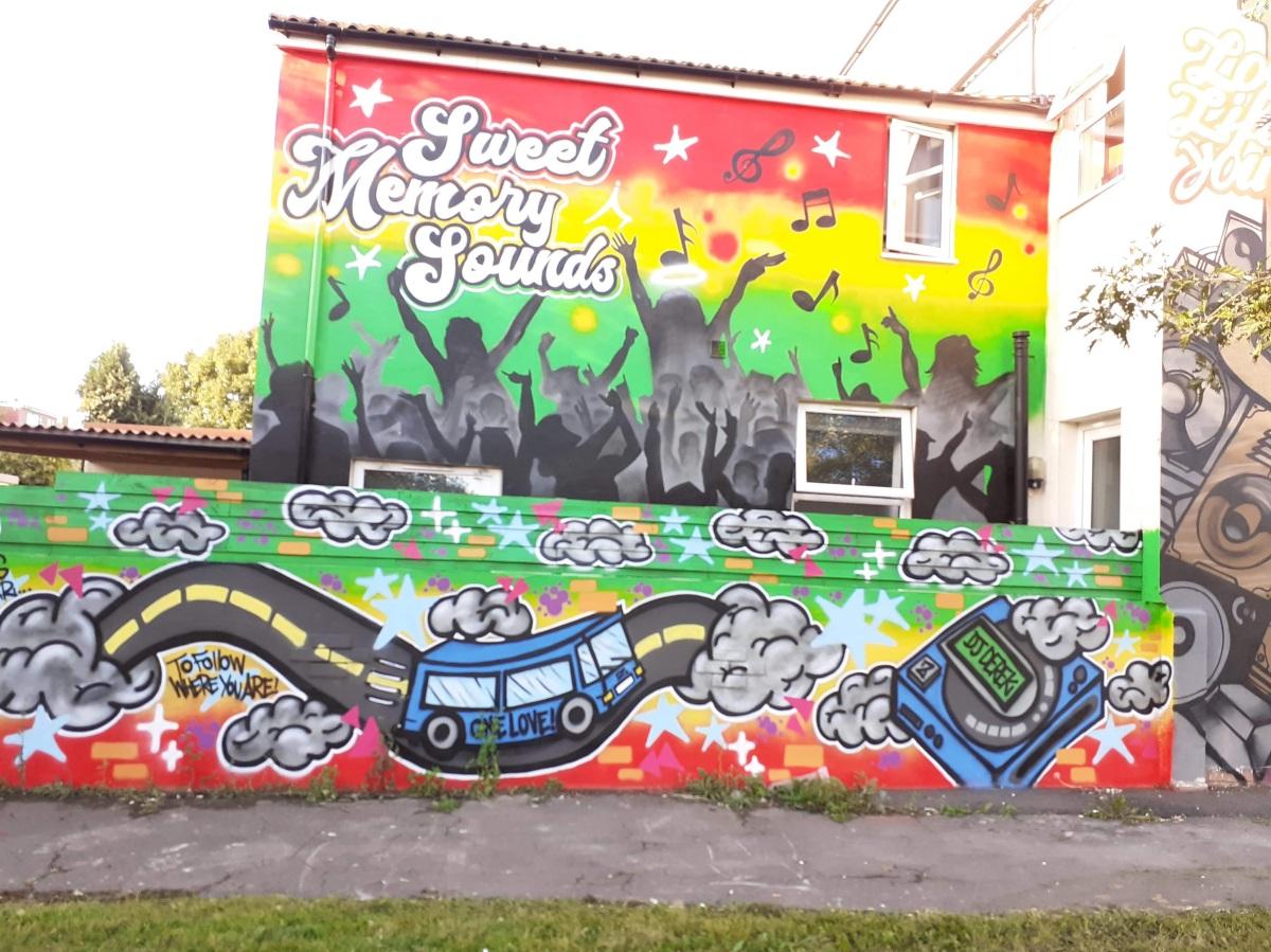 D.J. Derek mural Bristol#PPAC16