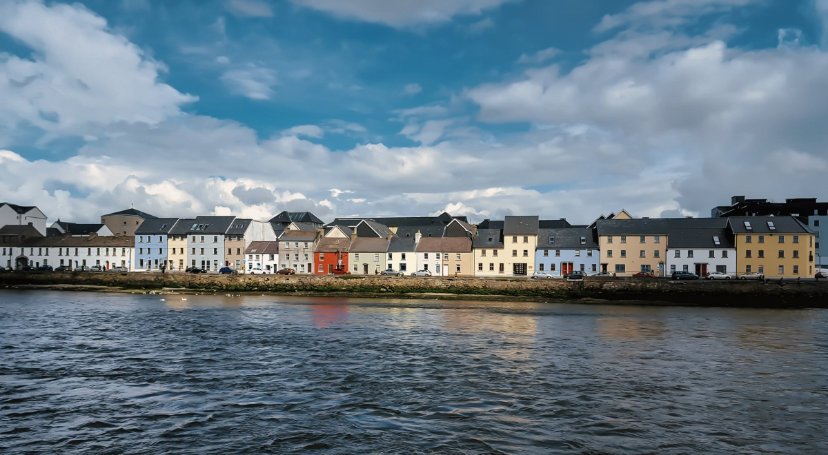 A virtual walk around the ring of Kerry in SouthernIreland